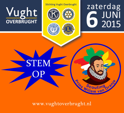 Stem Scouting PWvO op Vught Overbrught